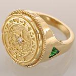 signet style Waldemar ring