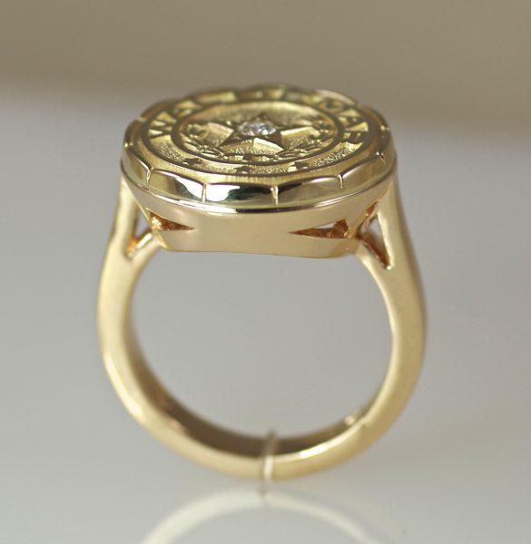 classic Waldemar ring