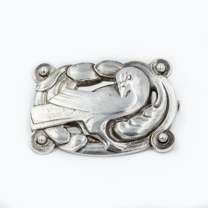 vintage georg jensen pin